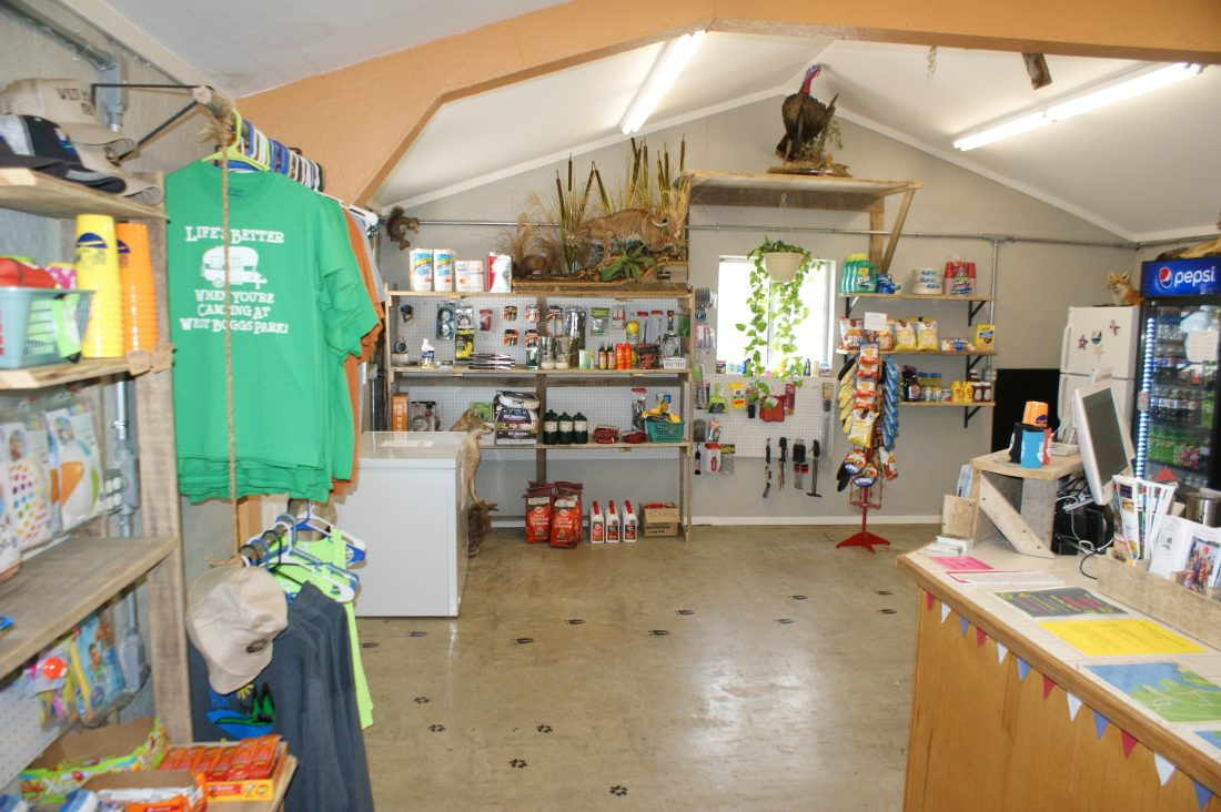 The Activity Center & Camp Store