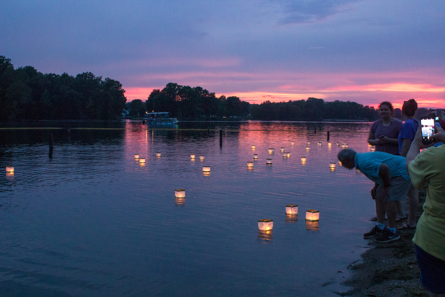 Memorial Day Lantern Lighting Ceremony
